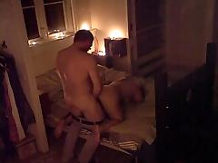 My Hotwife having a visitor - part 1 tube porn video
