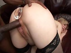 Incredible pornstar Nina Hartley in best interracial, anal xxx movie tube porn video