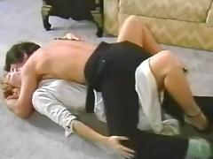 Nina Hartley messy anal tube porn video