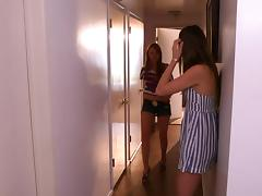 Cassandra Nix And Jessie Andrews Enjoy Lesbian Sex tube porn video