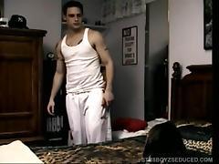 Barebacking Straight Boy Buzz Ass tube porn video