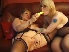 Two french mature lesbians tube porn video