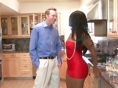 Interracial foursome with Diana Prince and her friend Rane Revere tube porn video