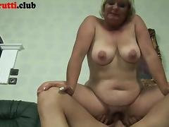 Fatty hairy euro mature on my porn casting tube porn video