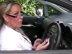 Hot british bbw is testing a sofa tube porn video
