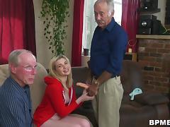 Braces Teen Stacie Fucks Old Man tube porn video