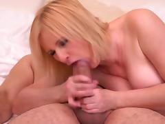 Naughty mother suck and fuck big fat cock tube porn video