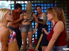 Darla Crane loves Ash Hollywood's tongue tube porn video