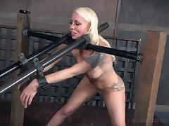 Lorelei Lee will sustain all sorts of kinky games with her master tube porn video