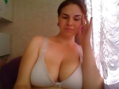 Webcam big boobs and areolas 11 tube porn video