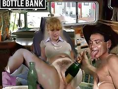 bottle bank tube porn video