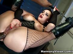 Liza Del Sierra in She Demands The Shaft - HarmonyVision tube porn video