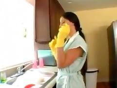 Latin Maid Luscious Lopez tube porn video