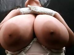 Fat Tits  Big Areolas tube porn video