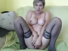 stockings milf tube porn video