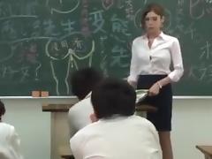 Japanese shemale teacher 62-2 tube porn video