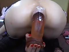 anal big dildo tube porn video