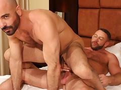 Shay Michaels and Adam Russo - BarebackThatHole tube porn video
