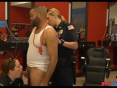 Bad Female cops tube porn video