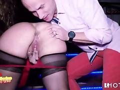 Mature Swingers club gloryhole tube porn video
