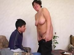 old ugly hairy russian with young neighbor tube porn video