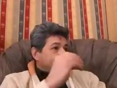 Daughter  dad and uncle tube porn video