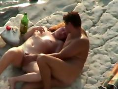 Plump redhead woman gets fucked tube porn video