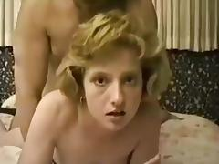 Retro Red Hairy Pussy Fucked & Anal Orgasms tube porn video