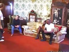 Pepshw black ebony cumshots ebony swallow interracial african ghetto bbc tube porn video