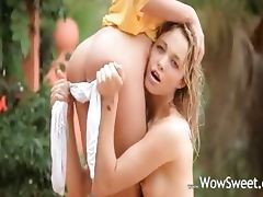 luxury girls in the rain tube porn video