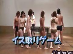 Super hot Japanese girls flashing part6 tube porn video