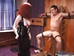 Mistress means business tube porn video