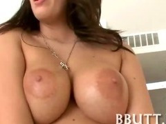 Round assed girlie nailed tube porn video