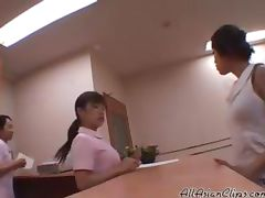 4 hand Massage For Co workers asian cumshots asian swallow japanese chinese tube porn video