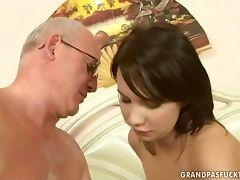 Grandpas Fuck Teens Compilation 53 tube porn video