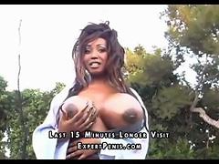 Time for black balloon boobies tube porn video