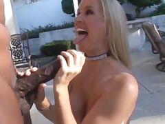 Tabitha takes Lex BBC tube porn video