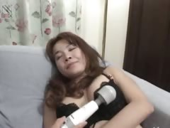 Asian sex from Tokyo in a hotel home tube porn video