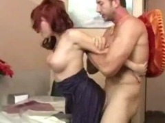 Milfy Mom wants big cock tube porn video