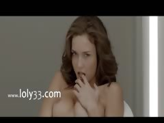 graceful Malena masturbation in heels tube porn video