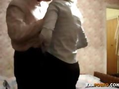 Horny Russian Amateur Couple Homemade Porn Video tube porn video