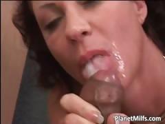 Big black guy fucks some horny my tube porn video