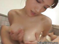 Big tits real asian Nayuka gets her part3 tube porn video