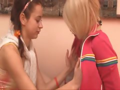 germanian Natasha and Alice at home tube porn video