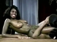 Black Afro Pussy Sluts Nude Wrestling tube porn video