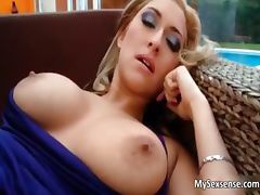 Busty blonde babe sucks o nan hard cock part6 tube porn video