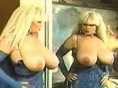 Candy Samples Masturbating Chesty Granny 1970 tube porn video