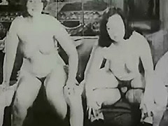 Vintage Swingers Exchange Fuck Partners 1920 tube porn video