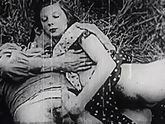 Hard Sex in Green Meadow 1930 tube porn video