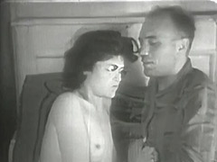 Husband on His Wakeup Wife Fucking Routine 1940 tube porn video